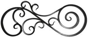 Декоративная панель  арт. Д-04(12-14)