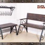Комплекты кованой мебели
