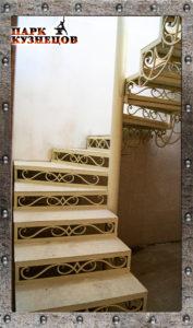 Лестница Л-02 арт.2020-5