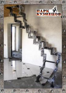 Лестница арт.2020-87
