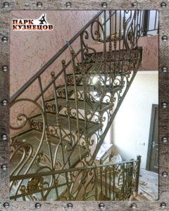 Лестница Л-10 арт.2019-83