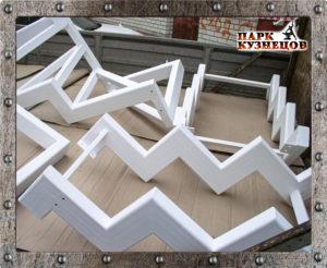 Лестница Л-01 арт.2020-138