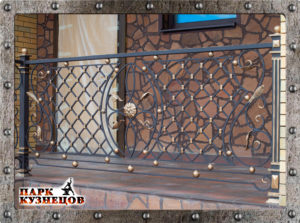 Балкон П-46 арт.2020-70