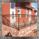 Ограждения для балконов, террас