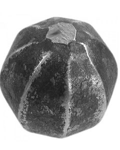 Шар с гранями d 20 мм