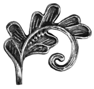 Лист арт. 19-1119 (левый, правый)