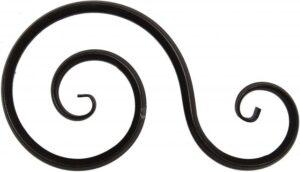 Червонка с римским завитком  арт.ЧР-500