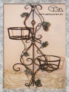 Цветочница «Виноград»