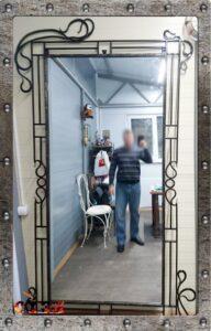Зеркало, 0,9х1,9м (2017год)