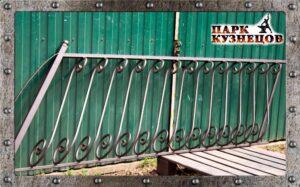 Перила и балкон Б-9  арт.2018-51