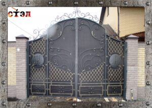 Ворота (2017год)