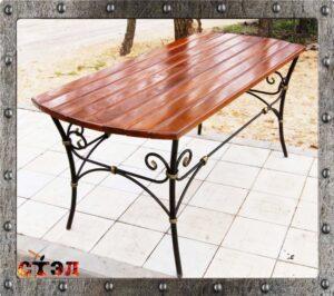 Стол «Капри» 1,7м