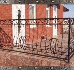 Ограждения для балконов, терасс