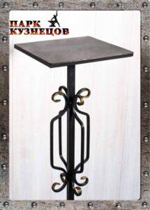 Столик МР-3, размер 350х350х1500мм