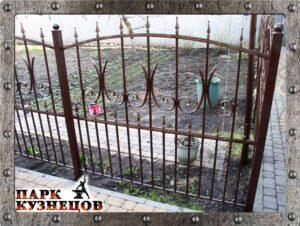 Забор арт.2019-22