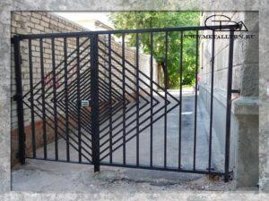 Ворота и калитка (2013 год)