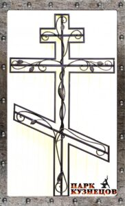 Крест арт.ОР-72, размер 1900х1100мм