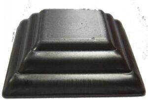 Подпятник без отверстия арт. 19475-WH/58