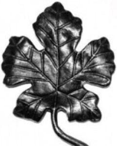 Лист винограда большой   арт. 19-1516