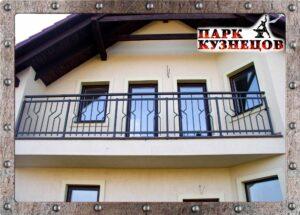 Балконное ограждение арт. 2018-102