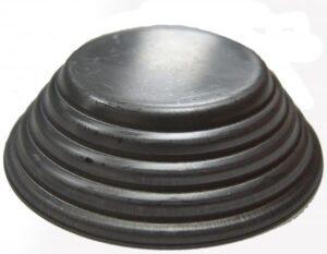 Подпятник без отверстия    арт. 19476-WH/80