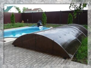 Навес над бассейном (2013г)
