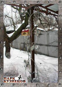 Декорация столбов арт.2018-15