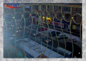 Балконное ограждение (2015 год)