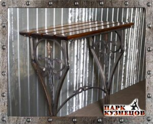 Столик к ограде арт.2019-41