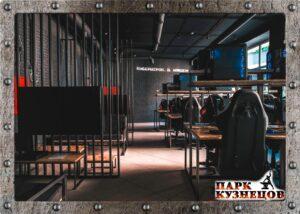 Мебель в компьютерный клуб арт.2019-85