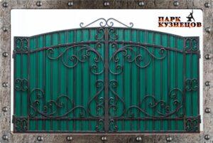 Ворота  «САДКО», размер 3,5х2м